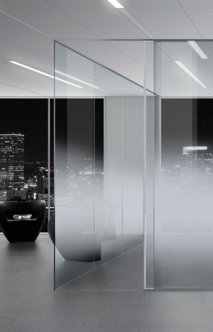 Vitrealspecchi presents Nuvola at BAU 2013 - The progressive satin-finish #glass for Architecture and Design