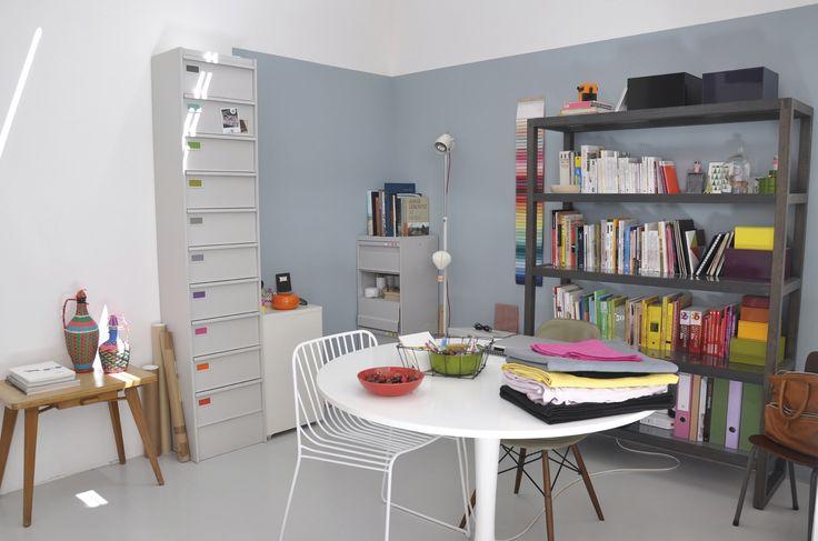 Chez la designer Caroline Gomez    Toc-toc-toc! #1