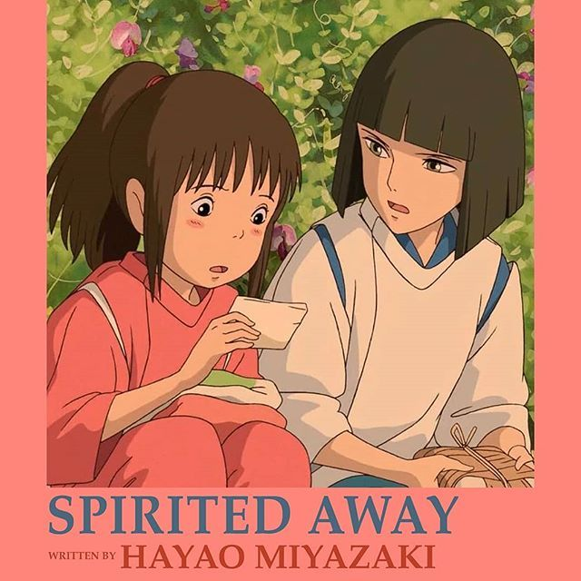 Spirited Away 2001 Rating 9 10 Once You Ve Met Someone You Never Really Forget Them It Just Takes A While For Childhood Movies Dark Spirit Meeting Someone