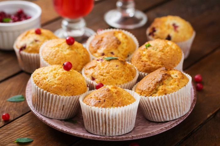 фруктовые кексы рецепт фото
