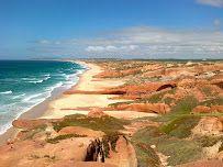 Praia da Almagreira– Google Карты