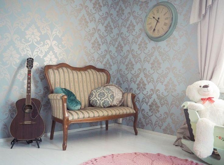 Vintage style livingroom