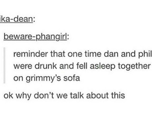 Aww. That's so cute. I wonder how they reacted when they woke up.