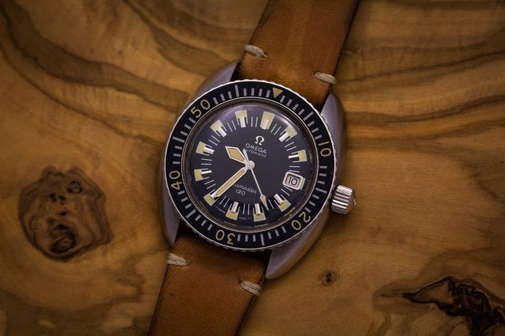 FS: Omega Seamaster 120 - Blue Dial - Reduced *PIC*