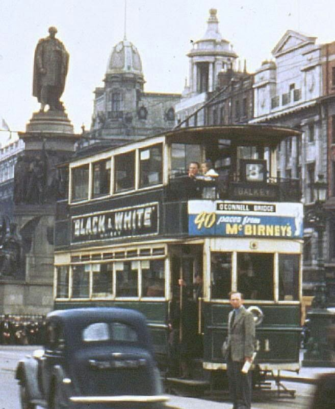 O'Connell Street, 1949.