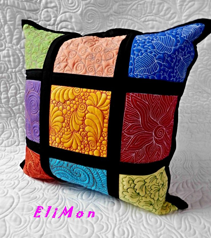 Quilting Pillow
