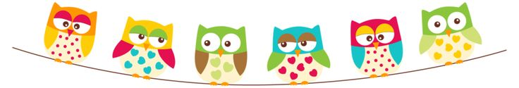 Bunting Owls - Bunting OwlsAHoot-3.png - Minus
