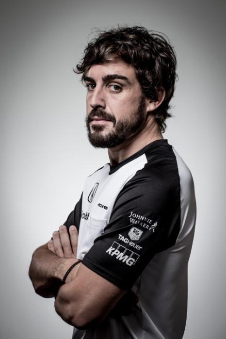 Off Track w/Fernando Alonso