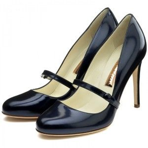 really want to find some black mary jane pumps like these - maybe not patent though?