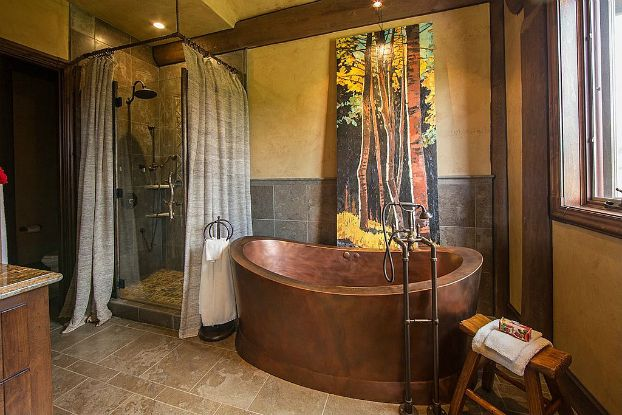 25+ Best Ideas About Rustic Bathroom Designs On Pinterest