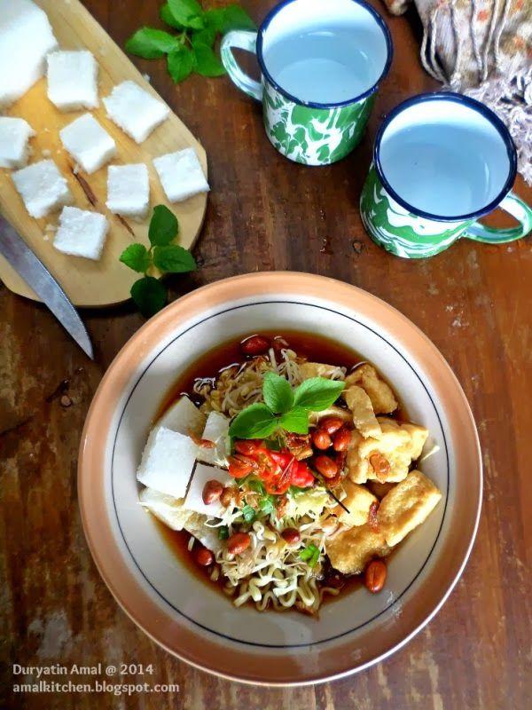 Ini pertama kalinya saya ikut challenge dari IDFB (Indonesian Foodblogger). Bulan Januari 2014 ini, IDFB bekerja sama dengan Pure Green...