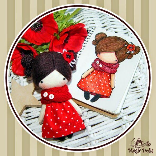 magicdolls: Ma Petite Poupee - Poppy