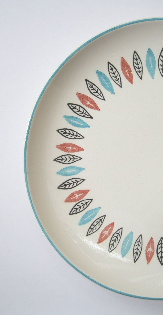 Marcrest Nordic Mint Dinner Plate Vintage by TheVintageResource, $10.95