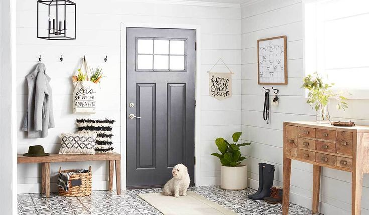 Add storage space and style to every room in your house with these storage and organization items. These storage solutions will have your entryway, laundry room, kitchen and more, organized and clutter free in no time. #getorganized #homeorganization #organization