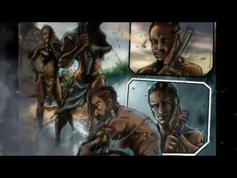 Dark Viragos (Graphic Novel Trailer)