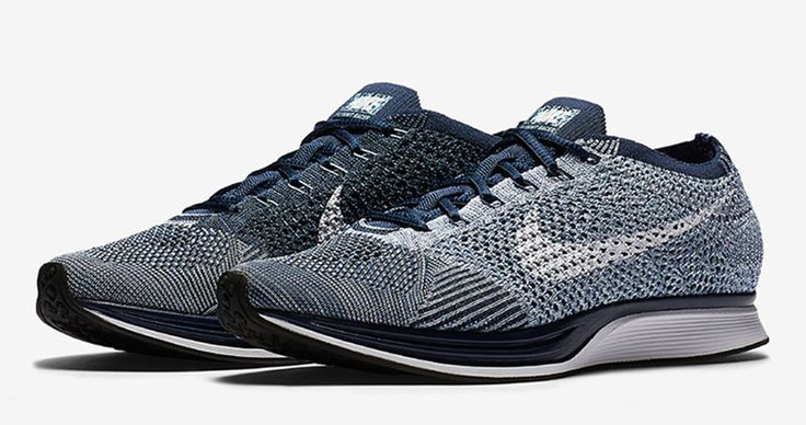 Nike gears up with the Flyknit Racer 'Blue Tint' >>> http://smarturl.it/c6m0zd