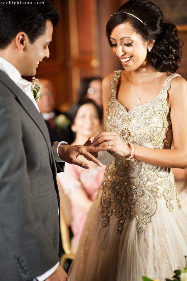Anglo Indian Fusion Wedding Dress Google Search Gown