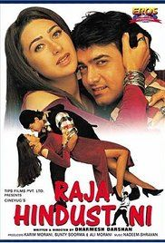 Watch Free Online Raja Hindustani. India's biggest box office hit of 1996, Raja Hindustani is a musical drama about a poor cab driver who marries a rich woman and the struggles they face after marriage.
