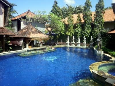 Putu Bali Villas, Kerobokan, Bali, Indonesia