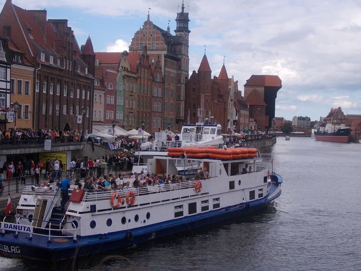 Gdansk - I was here