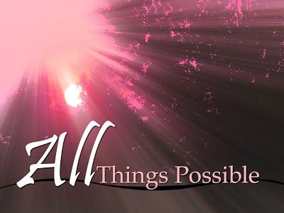Part 19 of 21: Christmas - All Things Are Possible With God