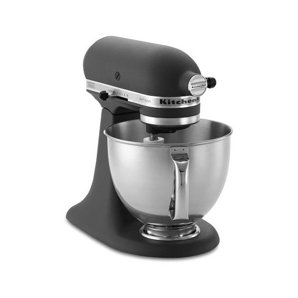 KitchenAid Artisan Stand Mixer ($380) ❤ liked on Polyvore featuring home, kitchen & dining, small appliances, kitchenaid stand mixer, kitchenaid standmixer, kitchenaid standing mixer, kitchenaid small appliances and kitchen aid small appliances