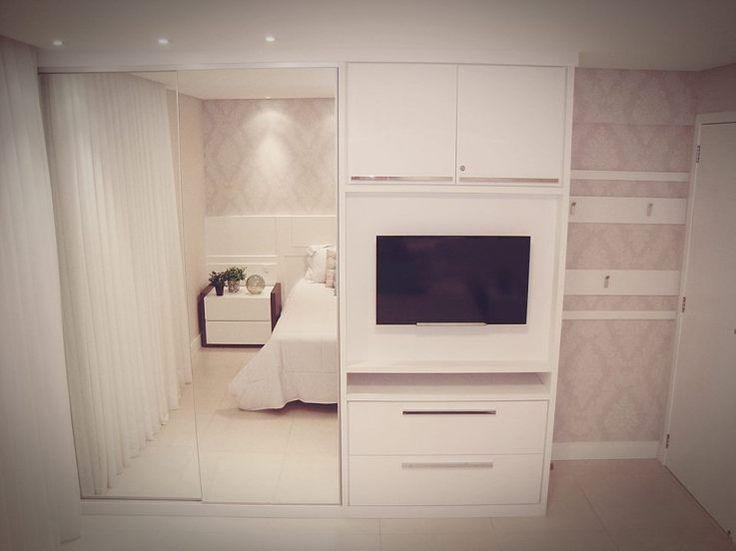 tv dentro do guarda roupa - Pesquisa Google