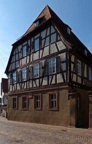 Kurmainzische Kellerei  - Trunzerhaus