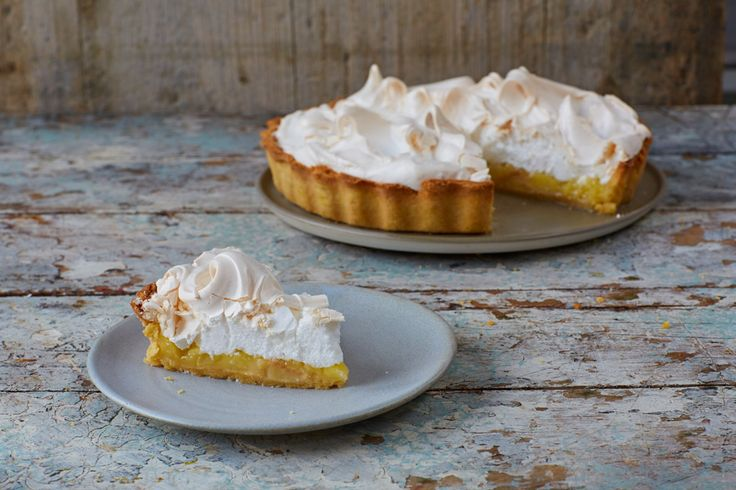 How to make lemon meringue pie - Jamie Oliver | Features