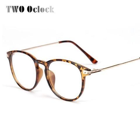 08861f9e2a9a Oversize Eyeglasses Women Transparent Clear Glass Optic Frames Eye Glasses  Menmodlilj