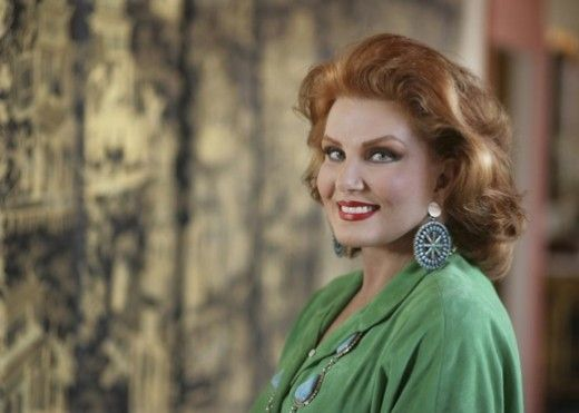 Georgette Mosbacher, CEO/President of Borghese is someone who through many factors-including her own grit and determination- has made it to the top.