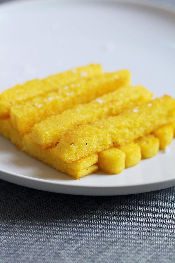 Culy Homemade: knapperige polentafriet met Parmezaanse kaas