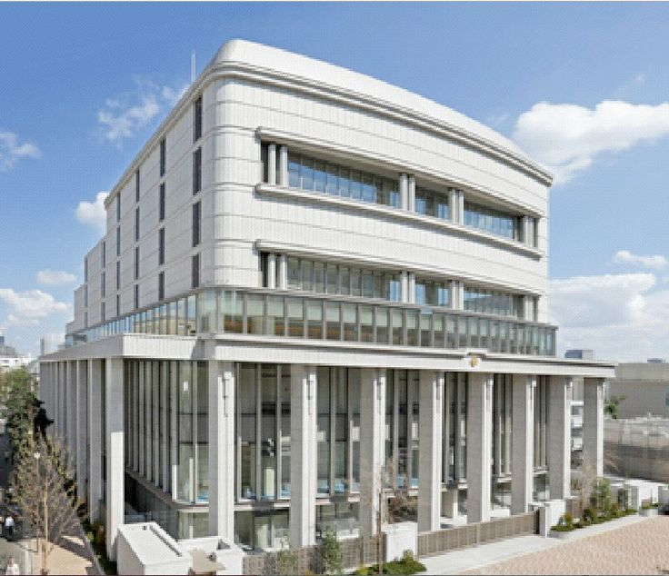 Soka Gakkai International Headquarters in Shinanomachi, Tokyo JP. The New Era of Worldwide Kosen-rufu.   Inaugurated on November 18th 2013.