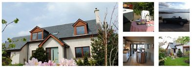 Stay in luxury at Sealladh Breagh   Great house with Hot tub  from families to hen or dtag parties  We are a dog friendly  holiday home