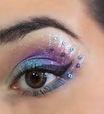 Resultado de imagen de maquillaje gimnasia ritmica