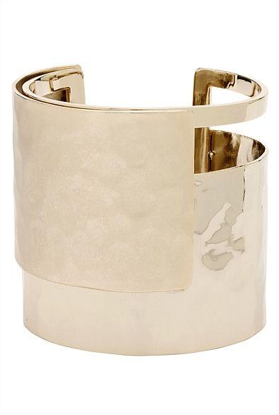 Jewellery | Earrings, bracelets, necklaces & more| Witchery Online - Desert Metal Cuff