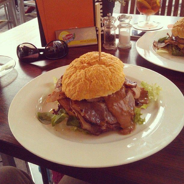 Lekker lunchen! #lunch #fredendouwe