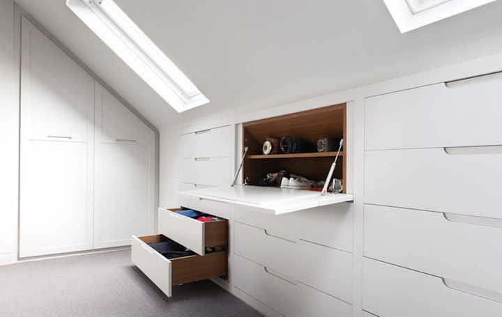 attic room storage