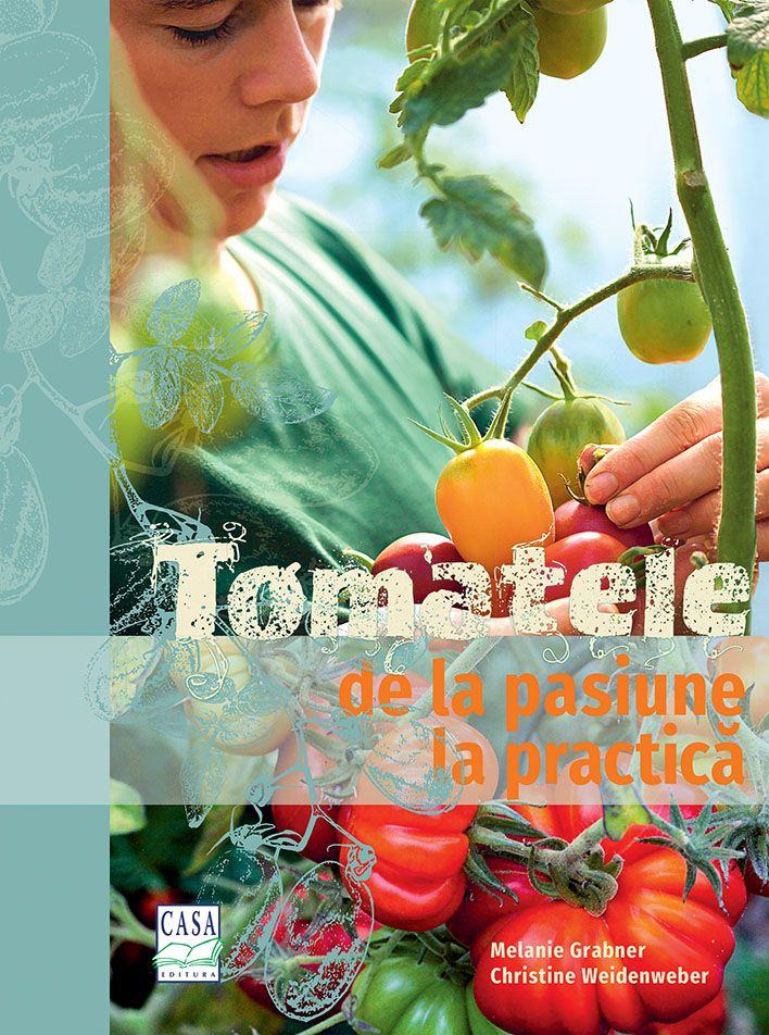 În această carte, autoarea, Melanie Grabner, oferă alternativa amenajării unei grădini pe spaţii restrânse, aducând în spaţiul de analiză al cititorului soiuri felurite de tomate, care surprind prin diversitatea culorilor şi a formelor, prezentând avantajele şi dezavantajele cultivării acestora şi o sumedenie de sfaturi practice pentru o recoltă bogată şi sănătoasă. Cartea prezintă rolul tomatelor în păstrarea sănătăţii şi frumuseţii, metode de conservare şi reţete delicioase cu tomate.