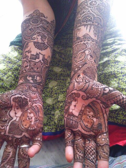 Mehndi Designs Dulha Dulhan : Best images about mehandi designs on pinterest bridal