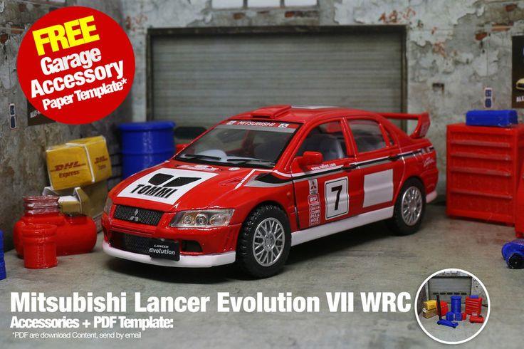 94 best diy diecast garage images on pinterest carriage for Garage mitsubishi 95