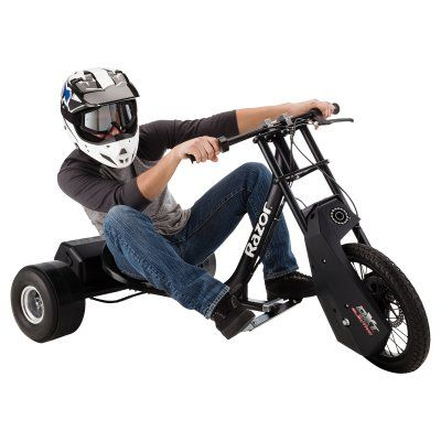 Razor DXT Electric Drift Trike Battery Powered Riding Toy - 20130599