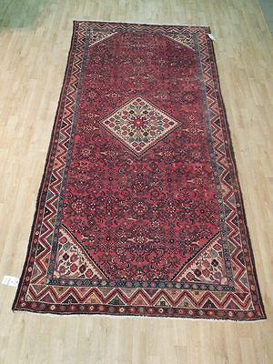 Wool Herati Runner Hand Woven 5' x 11' Traditional Persian Cheap Rugs for Sale