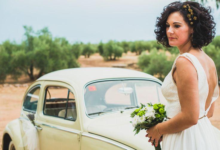Una novia vintage de Verónica Miranda www.sergiorojasfoto.com