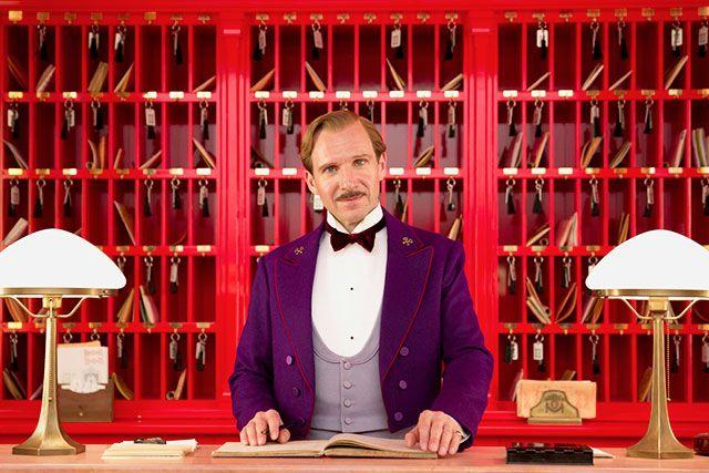 The Grand Budapest Hotel - Oscar 2015 - Best Costume design - Meilleurs costumes