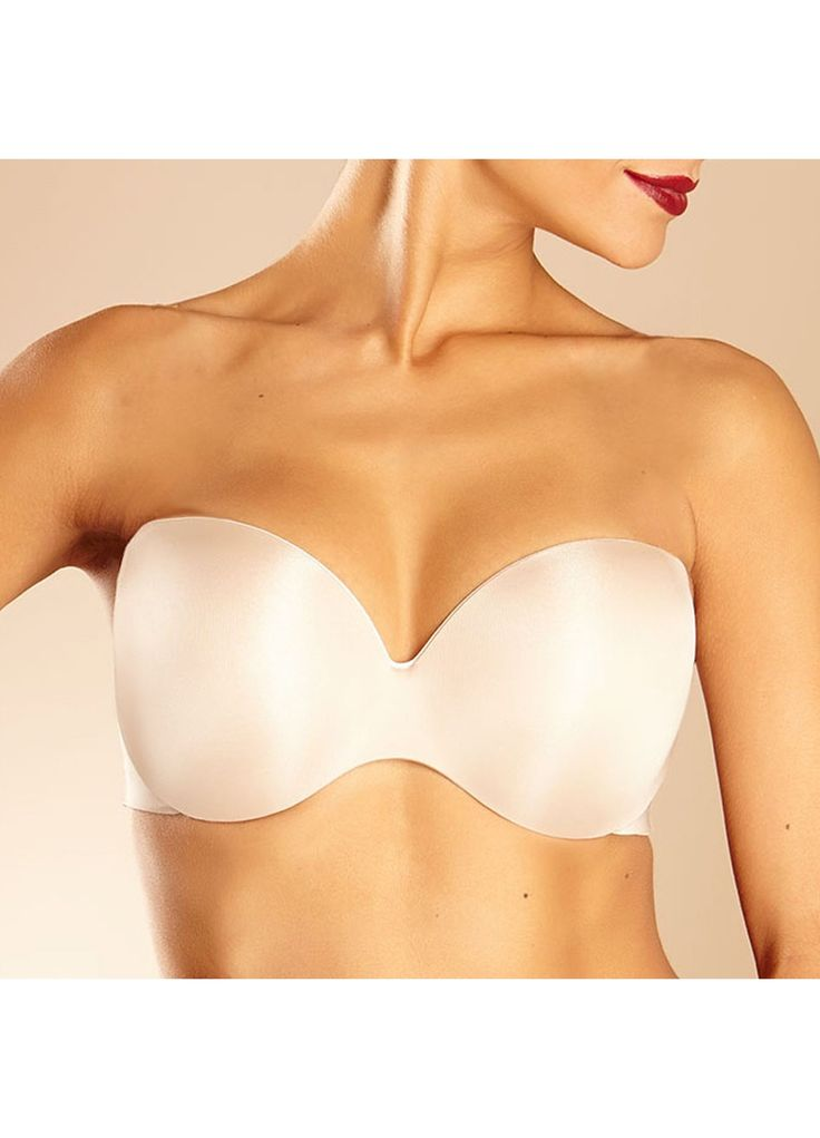 Chantelle Irresistible Multi-Way Strapless Bra 550,-kr.  | Vuuh.dk