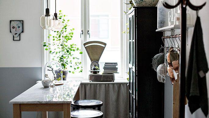Drömköket ska vara snyggt, kännas rymligt och samtidigt vara praktiskt. Går det ihop? Vi tog ett snack med Förvaringsdrottningen Paulina Draganja som delade med sig av sina bästa tips.