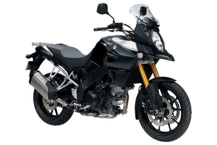 Já chegou a nova Suzuki V-Strom 1000 ABS