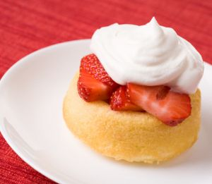 This is a recipe that I've made Strawberry Short Cake, turns out light and fluffy using  Bisquick!