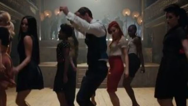 "#1 ""The Gentleman's Wager"" for Johnnie Walker Blue Label (by Anomaly) Dance a little dance...Jude Law is dancing to a different beat for a boat in this new spot for Johnnie Walker Blue Label."